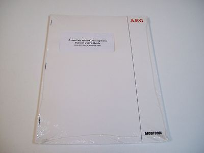 Aeg 2000-057 Cybercalc Offline Development System User's Guide - Free Shipping