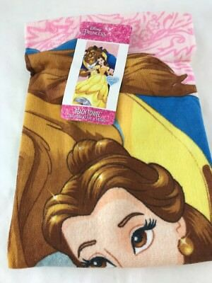 Disney Beauty and The Beast Beach Towel (28In x 58In)