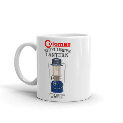 Coleman Lantern Series 243 Coffee Mug