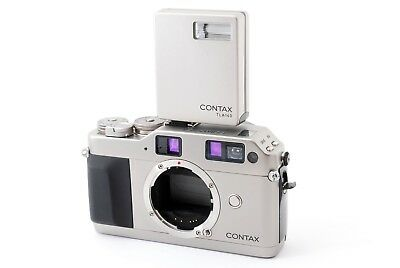 Contax G1 35mm Rangefinder Film Camera w/TLA140 [Excellent] From Japan