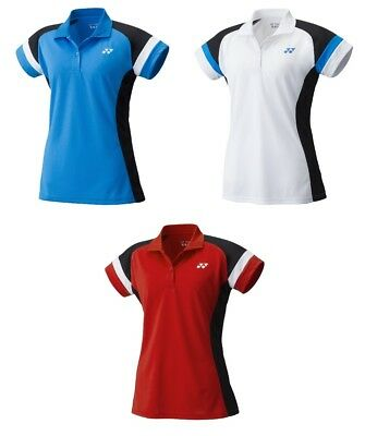 Yonex Ladies Polo YW0002   Badminton Tischtennis Lady Female Damen