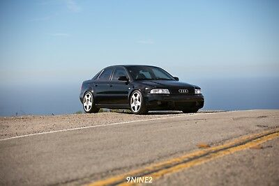 2001 Audi S4  2001 B5 S4 Wide Body - RS4 OEM - Heavily Modified