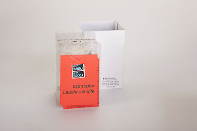 BRONCOLOR Flashtube compatible Pulso 3200J 5900K 34.324.00, NEW OLD STOCK