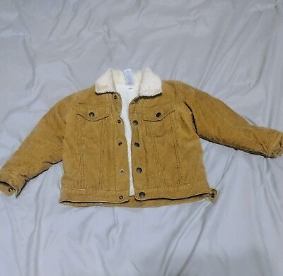4T baby gap boys winter jacket