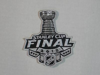 2018 NHL Stanley Cup Final Patch Vegas Golden Knights vs Washington Capitals