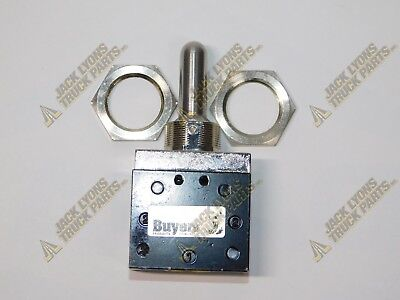 BAV020T New Buyers Products Neutral Lockout Toggle with 3 Position Detents
