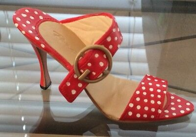 Just The Right Shoe Cherry 25360 No Box