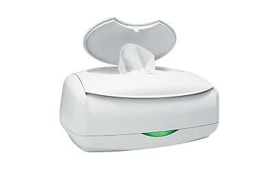 Anti-Microbial Baby Wipes Warmer With Nightlight Pop-Up Wipe Access Swab Heater
