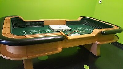 8' Craps Table