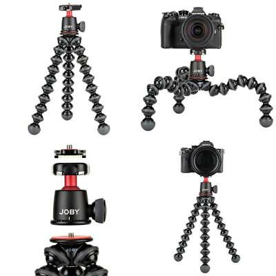 Joby Gorillapod 3K Kit. Compact Tripod 3K Stand And Ballhead 3K For Compact