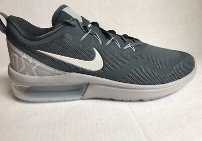 a76b1d1dc659d NIKE AIR MAX Fury Men s 11.5 Running Shoes - NEW in Box Gray AA5739 ...