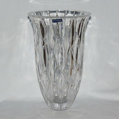 WATERFORD CRYSTAL VASE MARQUIS RAINFALL new in box Made in Germany