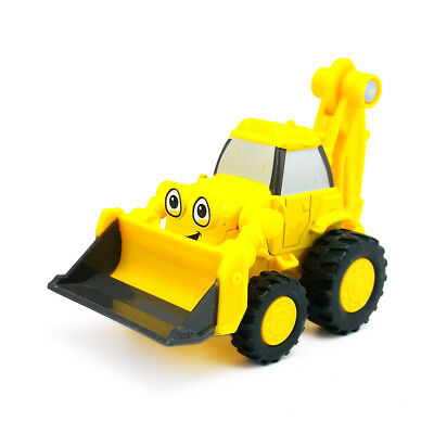 Learning Curve Bob The Builder Scoop Metal Diecast Toy Car Loose New In Stock