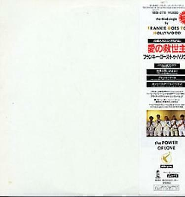 """Frankie Goes To Hollywood The Power Of ... 12""""  record (Maxi) JPN"""