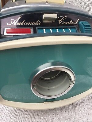Vintage Electrolux Model 1205 Canister Vacuum Cleaner & Hose Attachment