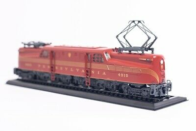 1:87 train model PENNSYLVANIA Class GG 1 4910  (1941) Collection Editions Atlas
