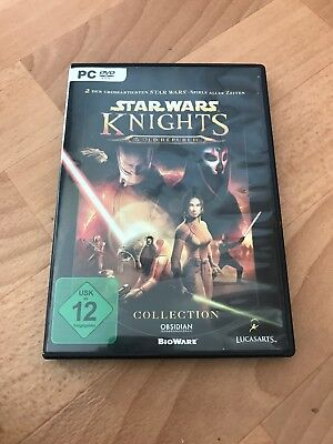 Star Wars: Knights Of The Old Republic Collection Teil 1+2 (PC, 2014) KOTOR 1+2