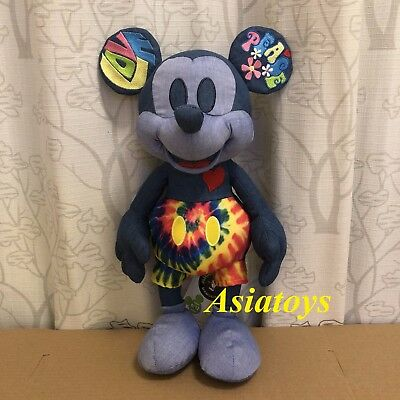 Pre-order NWT Mickey Mouse Memories june Plush Disney Store Limited Edition