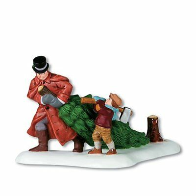 Department 56 Dickens' Village A Christmas Beginning Accessory Figurine