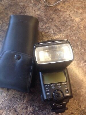 Canon Speedlite 580EX II Shoe Mount Flash - UK Seller