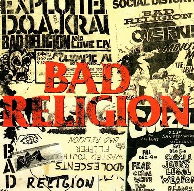 Bad Religion - All Ages Cd (1981-1994) Epitaph Records / Us-Punk / Best Of