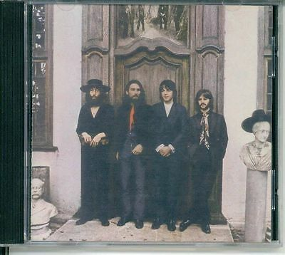 The Beatles Hey Jude Album on CD!