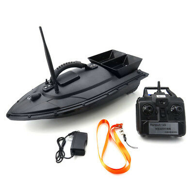 Fishing Bait RC Boat Double Motors 500m Remote Fish Finder Searchlight 5200mah