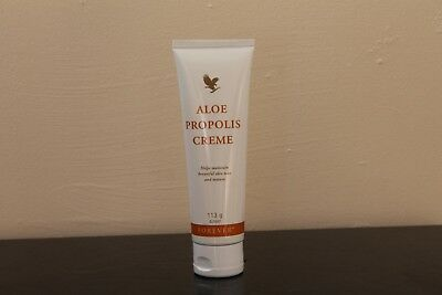 New Forever Living Aloe Vera Gelly Moisturising Heat Propolis Aloe Lotion 118ml