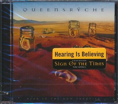 SEALED NEW CD Queensryche - Hear In The Now Frontier