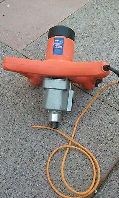 Vitrex 1400w Variable Speed Plaster/Plasterers Paddle Mixer 110v spares / repair