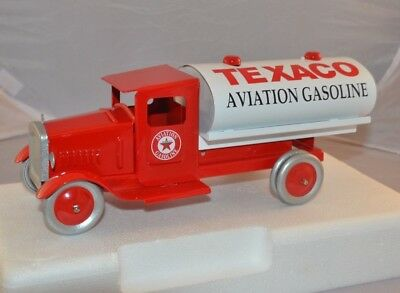 Texaco Aviation Gasoline Truck -Licensed Product, In the Box