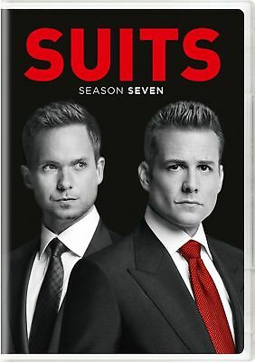 Suits: Season Seven 7 (Brand new -Free shipping from Toronto)