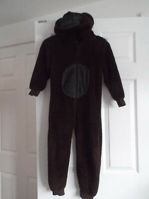 Next Monkey Suit Childs Dressing Gown missing Tail size 6yrs