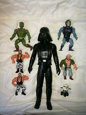 Vintage Star Wars, Masters of the Universe, WWF, MASK Lot