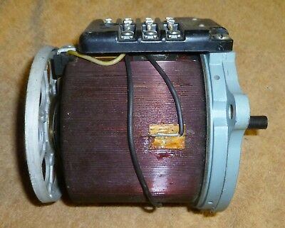 Superior Electric 240 volt Powerstat Variable Transformer (note the 240 volt in)