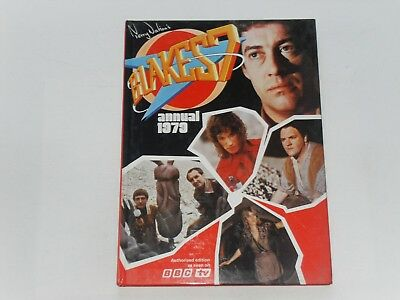 Blakes'7 Annual  1979   Not Clipped, Very Fine, World Distributors