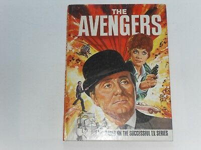 The Avengers  Annual  1969 (?)  Atlas Publishing,  Not Clipped, Inside Like Mint