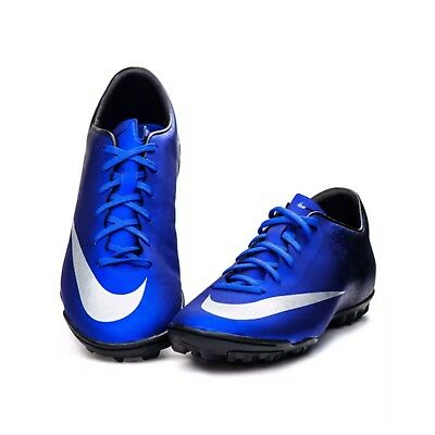 competitive price 646c8 723b8 NIKE MERCURIAL VICTORY V CR7 TF Soccer Cleat (684878-404) Men's Size 10.5