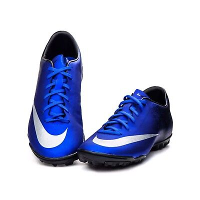 wholesale dealer 84bfb 352bf Nike Mercurial Victory V CR7 TF Soccer Cleat (684878-404) Men s Size 10.5