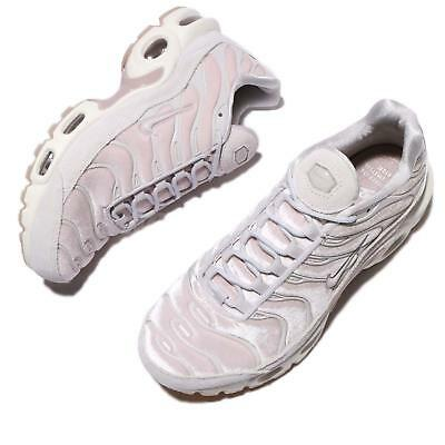 854dd4fc1441 NIKE W AIR Max Plus LX Tuned 1 Suede Velvet Particle Rose Pink AH6788-600  Sz 11 -  149.99