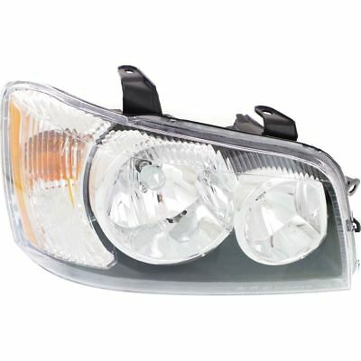 New Head Light Assembly Fits 2001-2003 Toyota Highlander Right Side To2503141