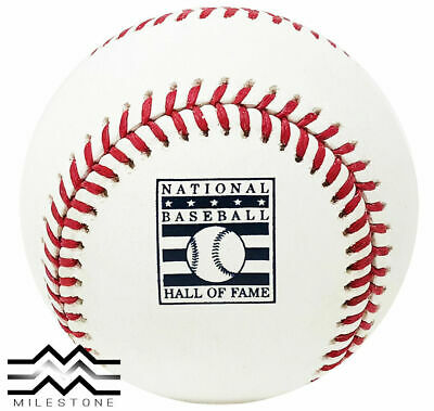 Rawlings Official Hall of Fame Commemorative Baseball Manfred Boxed