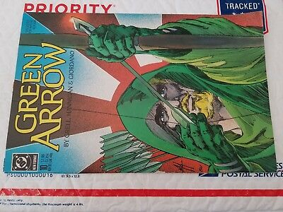 Green Arrow 1988 #10 DC