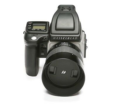 Hasselblad H5X and HC 80mm lens