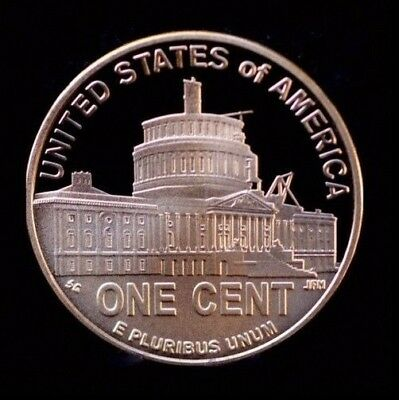 "2009 S Lincoln ""Presidency"" Penny Gem Deep Cameo PROOF US Mint Coin"