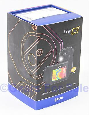 FLIR C3 Pocket Thermal Imaging System with Wi-Fi  NEW IN BOX Calibrated Jan 2018