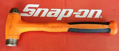 Snap On Tools 16oz Dead Blow Ball Peen Hammer HBBD16 NICE Ships Free