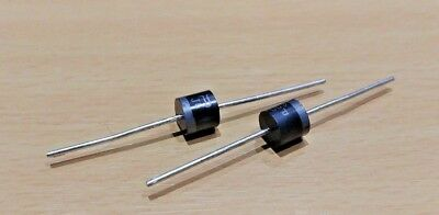 2 PACK - 10 AMP SILICON RECTIFIERS Rectifier Diode P600 5KP30A