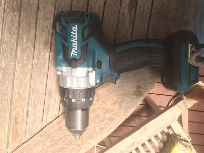 Makita 18v brushless hammer drill dhp481 - SKIN ONLY