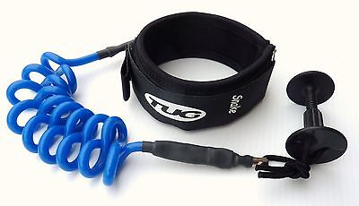 TUG Snake Bodyboard bicep leash, the best system available.